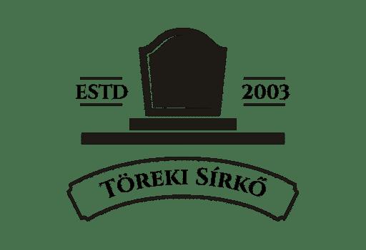 Töreki Sírkő logó Gránit, márvány, síremlék készítése